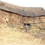 Chatka drewniana