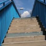 Wiadukt - schody